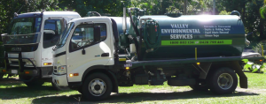 liquid waste disposal services to Samford Valley and surrounding areas.